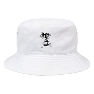 ヨイショドスコイ Bucket Hat