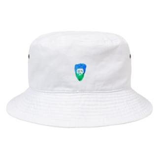 きむて君の絵 Bucket Hat