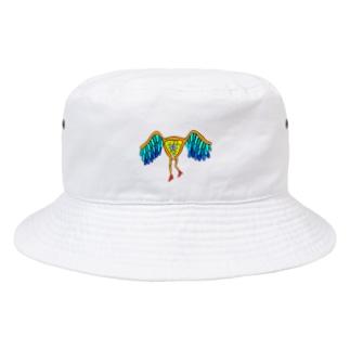 生命は生命でできてるんだよ Bucket Hat