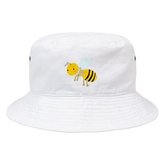 みつばち Bucket Hat
