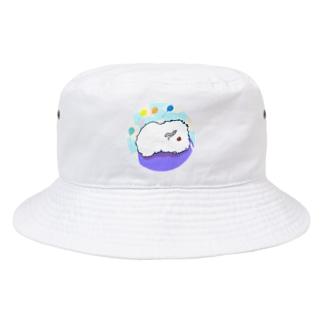 風船モルモット05 Bucket Hat