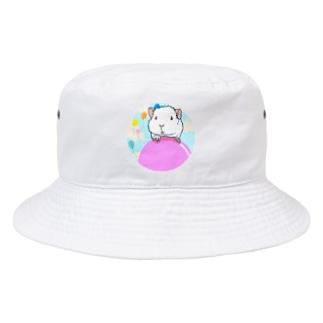 Lichtmuhleの風船モルモット09 Bucket Hat