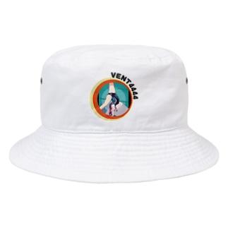 開脚 Bucket Hat