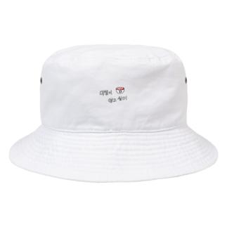 トッポギ食べたい Bucket Hat