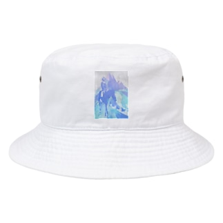 Danke Shoot Coffeeのさらさら越え Bucket Hat