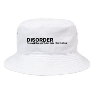 DISORDER Bucket Hat