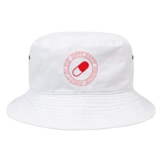 skate Anti sick health first club Bucket Hat
