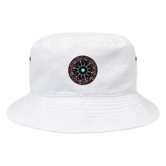 聖夜−丸ver. Bucket Hat