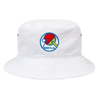 パ紋No.3385 杉田スマッシュ Bucket Hat