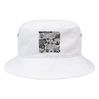 In my head Bucket Hat