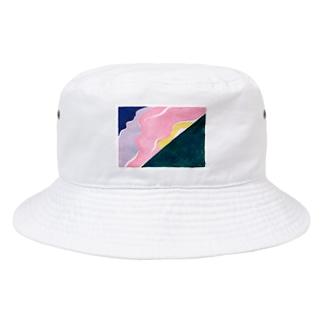 よあけ Bucket Hat