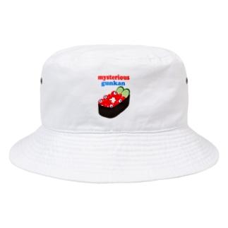 謎の軍艦巻き Bucket Hat