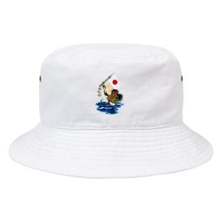 日本🇯🇵 Bucket Hat