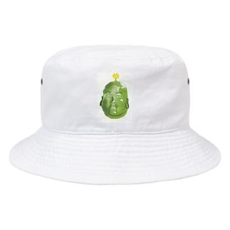 そら豆の精霊さん Bucket Hat