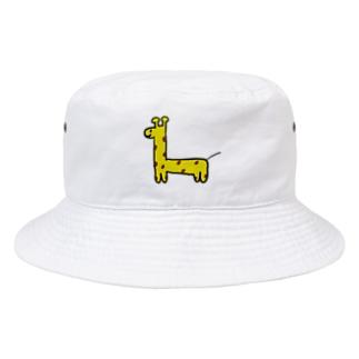 キリンさん Bucket Hat