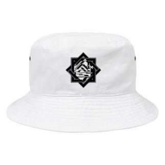 〇吉familia組員グッズ Bucket Hat
