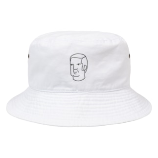 シンプルダンディー Bucket Hat