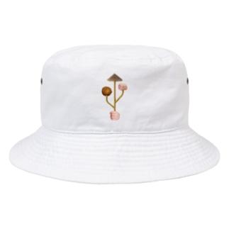 OSB おでん素晴らしい Bucket Hat