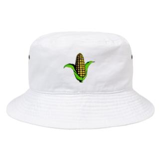 とうもろこし Bucket Hat