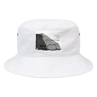 インドバラナシ4689coffee Bucket Hat