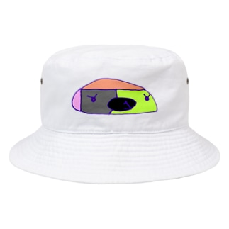 ぐりおう Bucket Hat