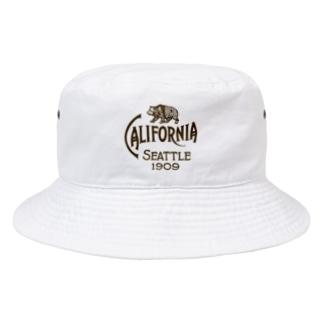 Alaska Yukon Pacific Exposition_BRW Bucket Hat