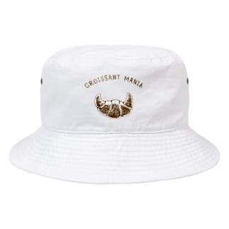 クロワッサンマニア Bucket Hat