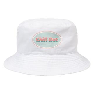 チルってる? Bucket Hat