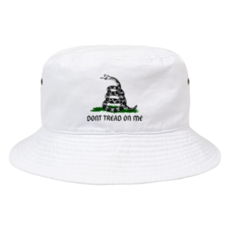 Dont Tread On Me Gadsden Flag Bucket Hat