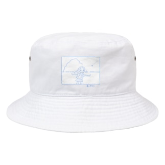 夏のおわり Bucket Hat