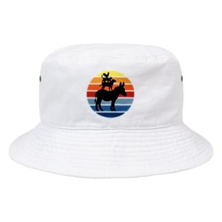 ブレーメンの町のミュージシャン Bucket Hat