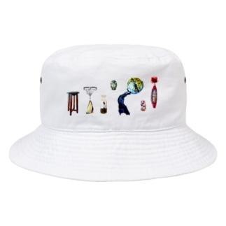 夢みるクロネコ Bucket Hat
