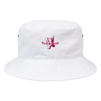 """Red logo series"" Bucket Hat"