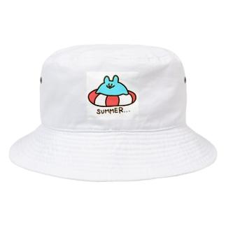 うさぎさんのわくわくSUMMER Bucket Hat