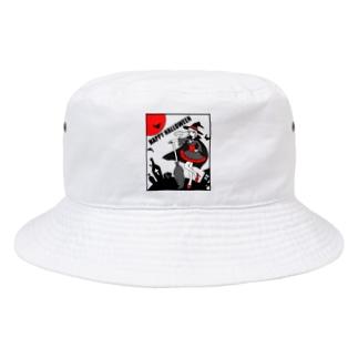 魔女のハロウィンナイト Bucket Hat