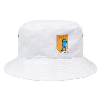 しばいぬさん おしり Bucket Hat