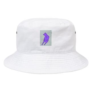 しばいぬさん16 Bucket Hat