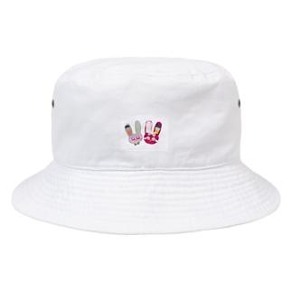 ♡キラキラウサタン♡ Bucket Hat
