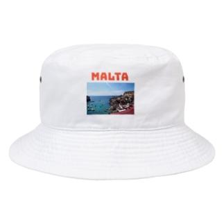 Malta Bucket Hat