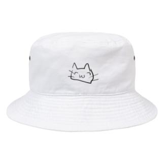ちやんねこ Bucket Hat