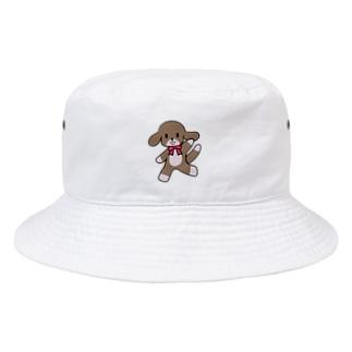 踊る犬 Bucket Hat