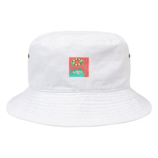 草+化=花 Bucket Hat