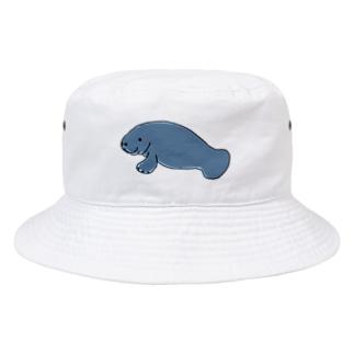 マナティーさん4 Bucket Hat