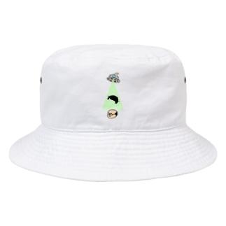 とらないで Bucket Hat