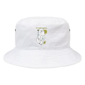 れもんちーくまた Bucket Hat