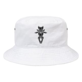 SHRIMPのおみせの「異界」バケットハット Bucket Hat