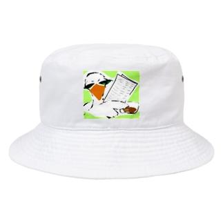 情報屋 トリさん Bucket Hat