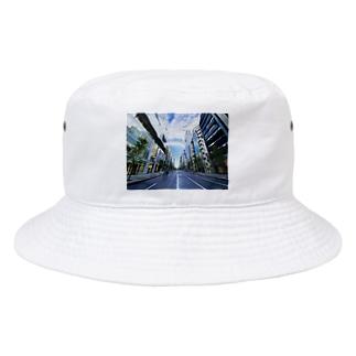 銀座雨上がり Bucket Hat