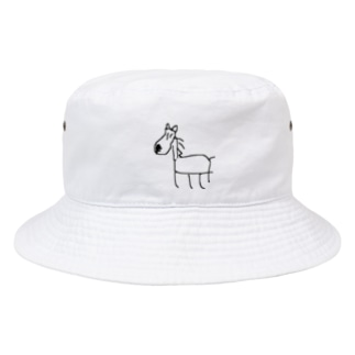 才能の馬 Bucket Hat