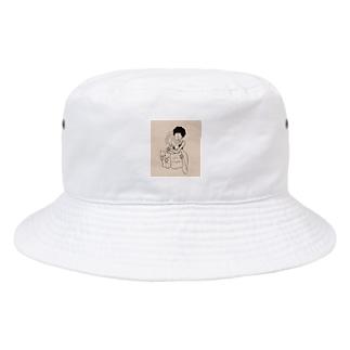 歯みがきタイム Bucket Hat